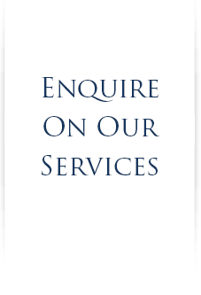 Enquire On Our Services